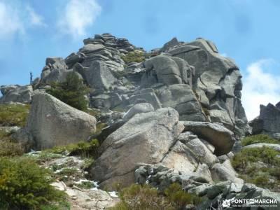 La Peñota-Valle de Fuenfría; parador nacional de turismo de cazorla rio guadalix viaje al pasado la